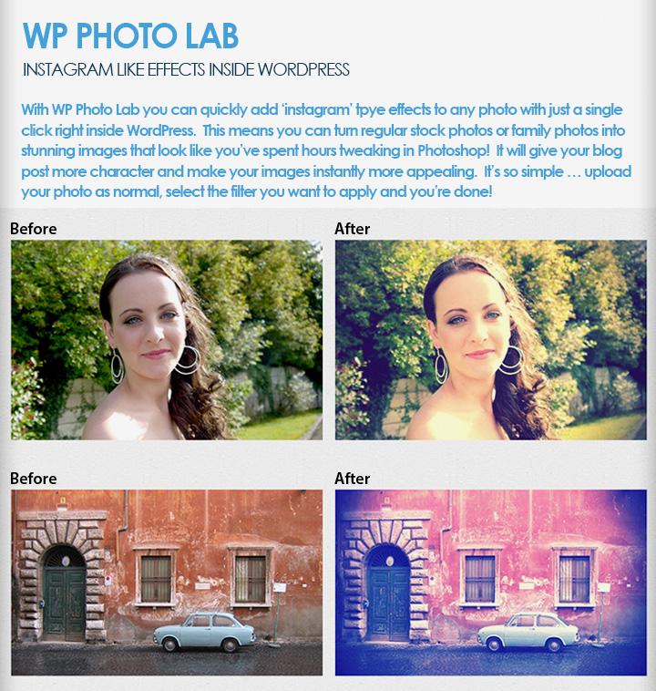 WP-Photo-Lab