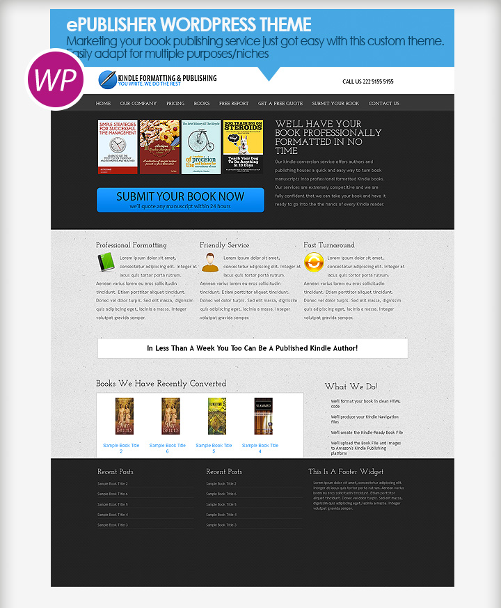 ePublisher-Wordpress-Theme-Preview